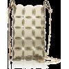 Paco Rabanne Disc Mini Crossbody Bag - Torbice -