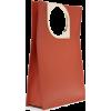 Paco Rabanne Sleek Sac Porte Main Leathe - Hand bag -