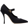 Dolce & Gabbana crystal Mary Jane pumps - Classic shoes & Pumps -