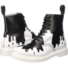 Paint Drip Boots - Stiefel -