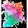 Paint splash - Illustrations -