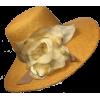 Panama Straw Hat - Hat - $110.00