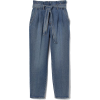 Paper-bag Jeans - Traperice -