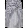 Paper bag skirt - Skirts -