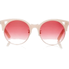 Pared Cat-Eye Sunglasses - Sunglasses -