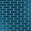 Parisian blue wall tile - Furniture -