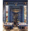 Parisian bookstore - Buildings -