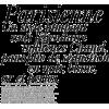 Parisienne - 插图用文字 -