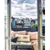 Paris rooftop garden view - Buildings -