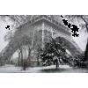 Paris winter photo - Uncategorized -