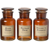 Parlane apothecary bottles - Furniture -