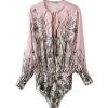 Pasa Boho Casual Floral Romper - Camicie (lunghe) - $32.90  ~ 28.26€