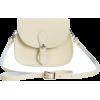 Pastel Saddle Bag - Hand bag -