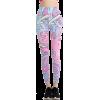 Pastel Galaxy Print Leggings - People -