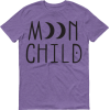 PastelQueen Moon Child Tee - T-shirts -