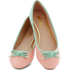 Pastel loafers - Natikače -