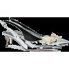 Patent Leather Slingbacks - Klassische Schuhe -