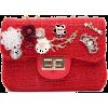 Peach Accessories bag - Messaggero borse -