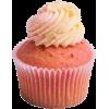 Peach Cupcake - Uncategorized -