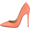 Peach Pumps - Classic shoes & Pumps -