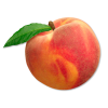 Peach - Owoce -