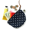 Peard polka dot coin purse - Wallets - $17.00  ~ £12.92