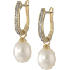 Pearl Earrings - 耳环 -