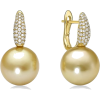 Pearl Earrings - Earrings -