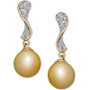 Pearl Earrings - Earrings -