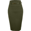 Pencil Skirt - Röcke -