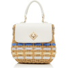 Penelope Straw Bag - Hand bag -