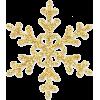 Glitter Snowflake - イラスト -