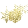 Gold Snowflake - Ilustrationen -