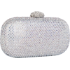 PerfectHandBags Faux Diamond Clutch - Backpacks - $52.42