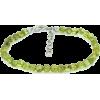 Peridot Bracelet - Bracelets -