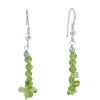 Peridot Earrings - Earrings -