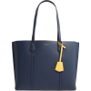 Perry Leather Tote TORY BURCH - Hand bag -