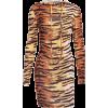 Personality hooded drawstring dress fash - ワンピース・ドレス - $27.99  ~ ¥3,150