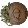 Personalized Wine Barrel Lazy Susan - その他 - $89.00  ~ ¥10,017