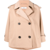 Peserico double-breasted Cropped Trench - Jakne i kaputi -