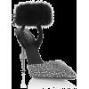 Phillip Plein - Faux fur heels - Klasične cipele -