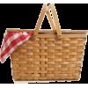 Picnic Basket - Items -