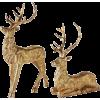 Pier 1 deer figure decor - Furniture -