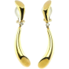 Pierre Cardin Earrings - Earrings -