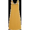 Pinafore Dress - Haljine -