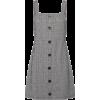 Pinafore Dress - Dresses -