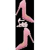 Pink CLB - Classic shoes & Pumps -
