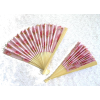 Pink Paper Fan Wedding Favors Gifts - Resto - $14.95  ~ 12.84€