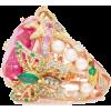 Pink Sapphire Ring - Ringe -