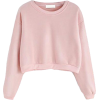 Pink Sweater - Swetry -